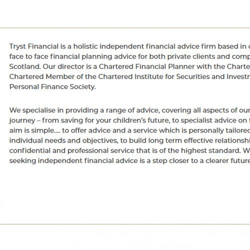 Tryst Financial