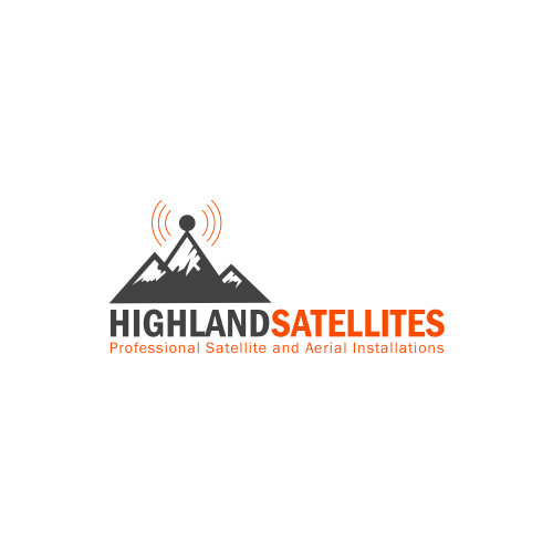 Highland Satellites Logo