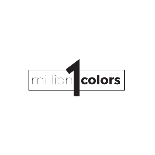 1 Million Colors Logo